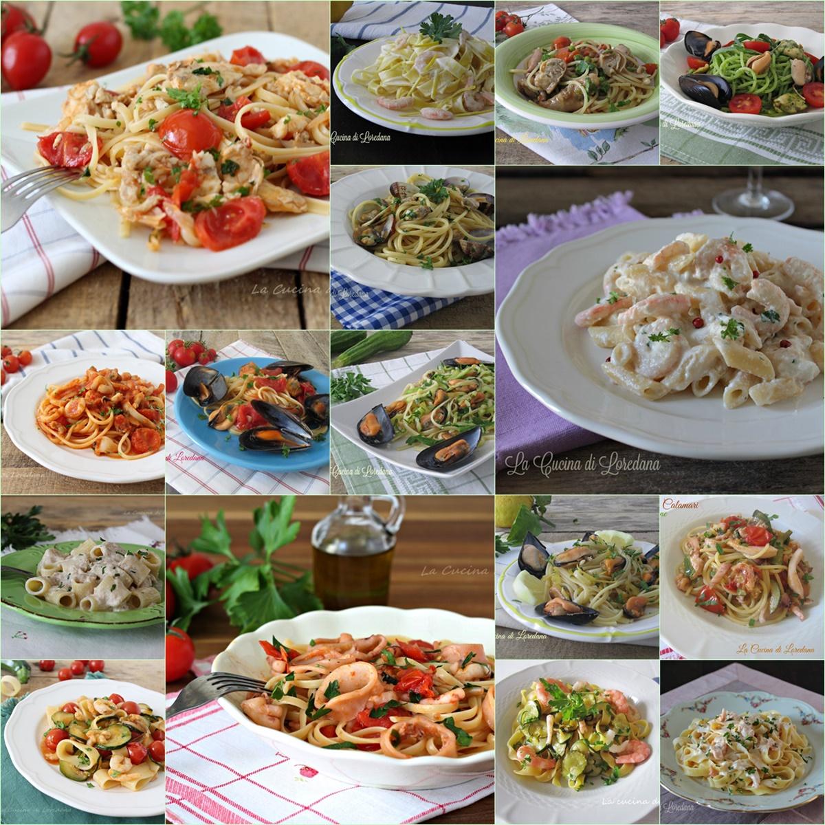 Primi piatti per natale ricette semplici e squisite per for Primi piatti semplici