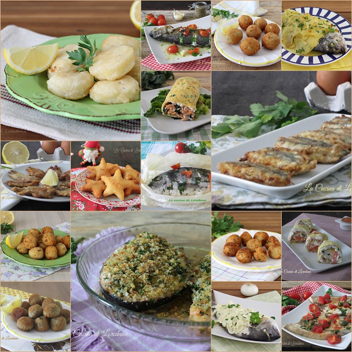 Secondi piatti per il cenone di natale