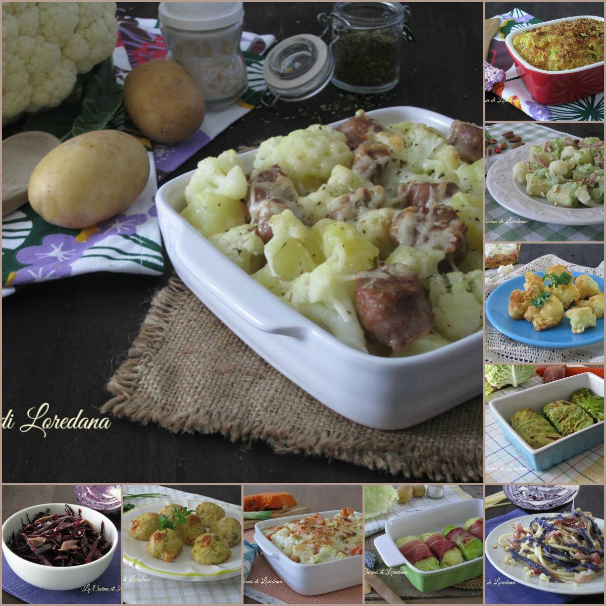 Ricette con i cavoli la cucina di loredana - Loredana in cucina ...