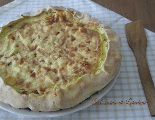Torta di patate in crosta