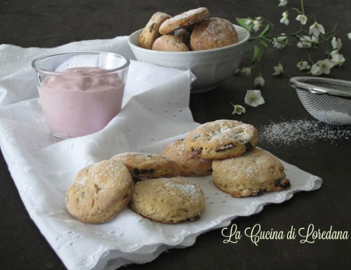 Biscotti allo yogurt