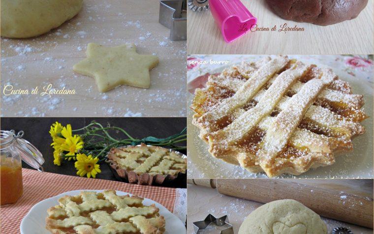 Le mie Ricette di Pasta frolla