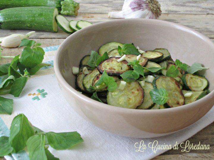 zucchine alla poverella