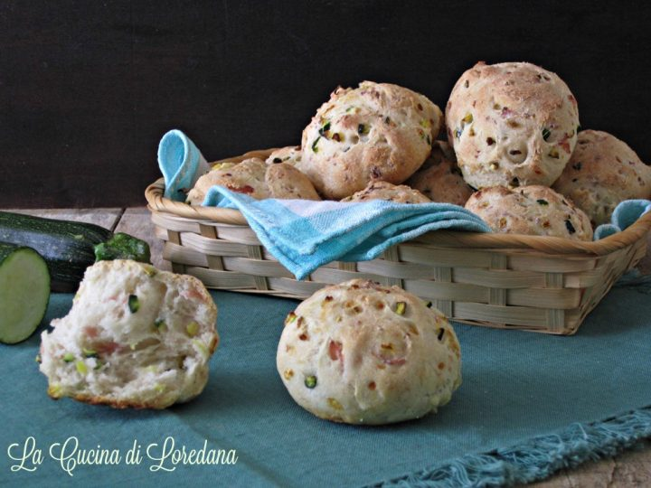 panini con zucchine
