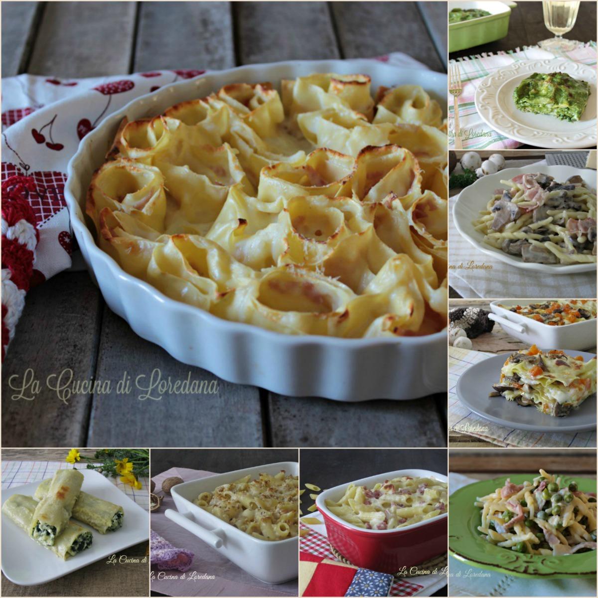Primi piatti natale tante ricette semplici e squisite for Ricette per primi piatti