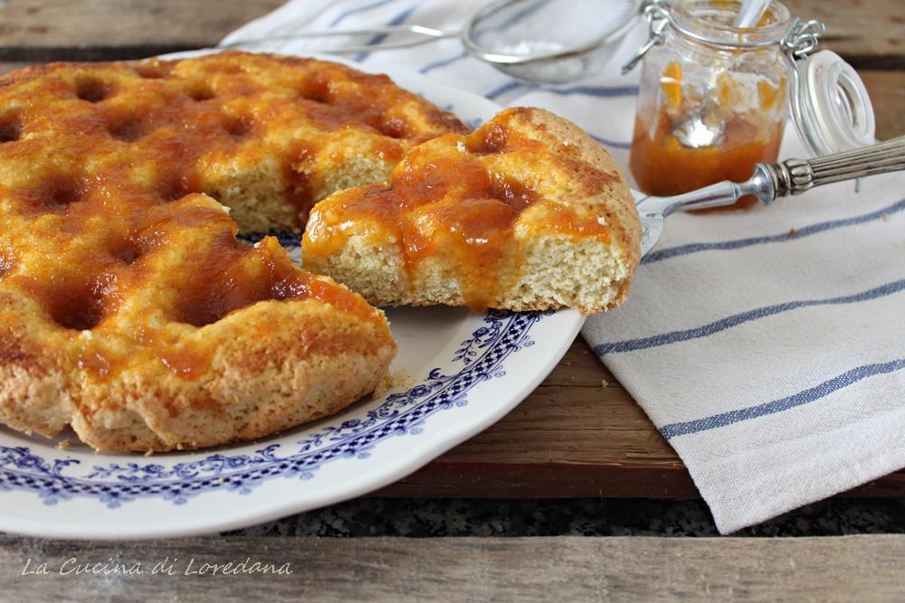 Crostata morbida con marmellata la cucina di loredana - Cucina con loredana ...