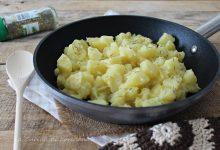 Patate al burro e parmigiano