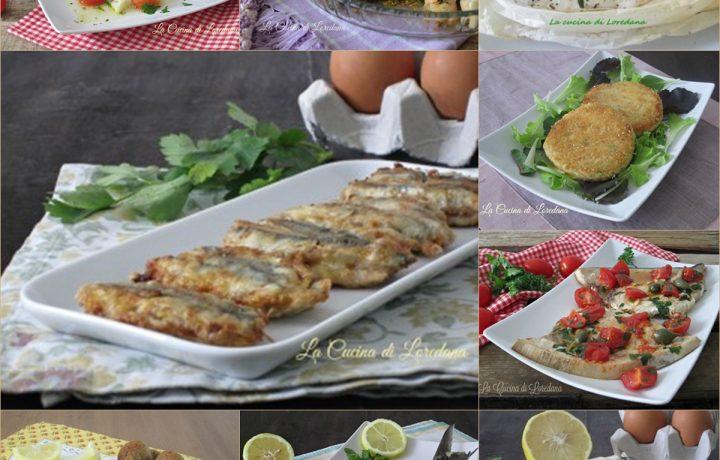 Secondi piatti di pesce