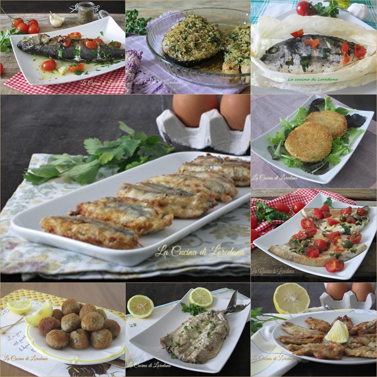 Secondi piatti di pesce preparare il pesce non mai for Secondi piatti di pesce