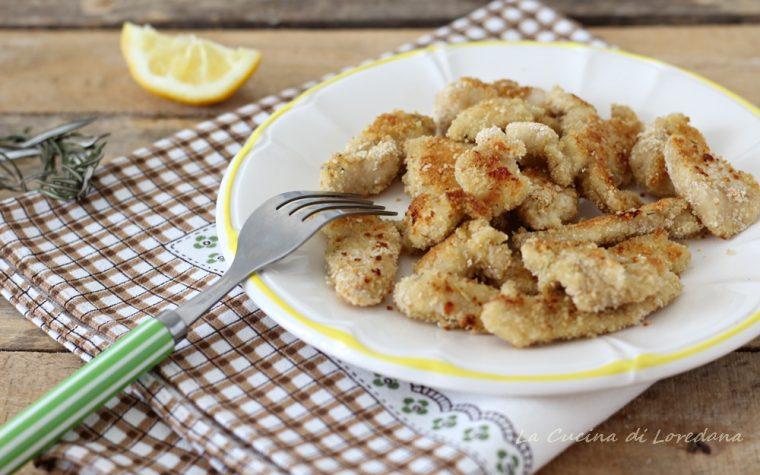 Bocconcini di pollo croccante