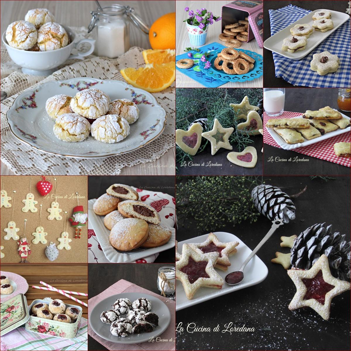 Biscotti Di Natale Ricette Giallo Zafferano.Ricette Di Biscotti Per Natale Tante Semplici E Deliziose Idee