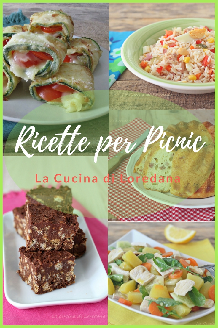 ricette per picnic