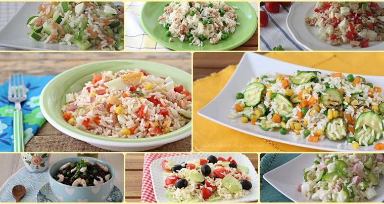 Insalata di riso – Le migliori 10 ricette