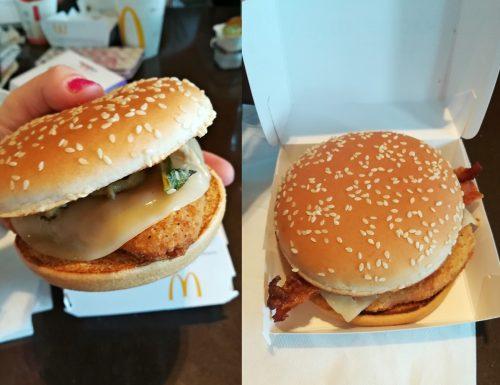 Le nuove McChicken Variation di McDonald's in collaborazione con GialloZafferano