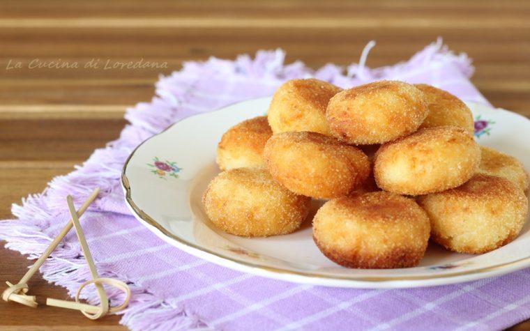 Polpette di patate croccanti