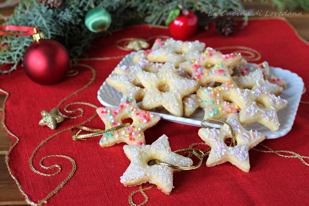 biscotti per l'albero