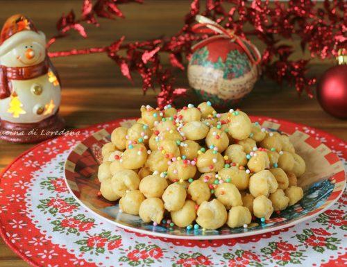 Struffoli di Natale