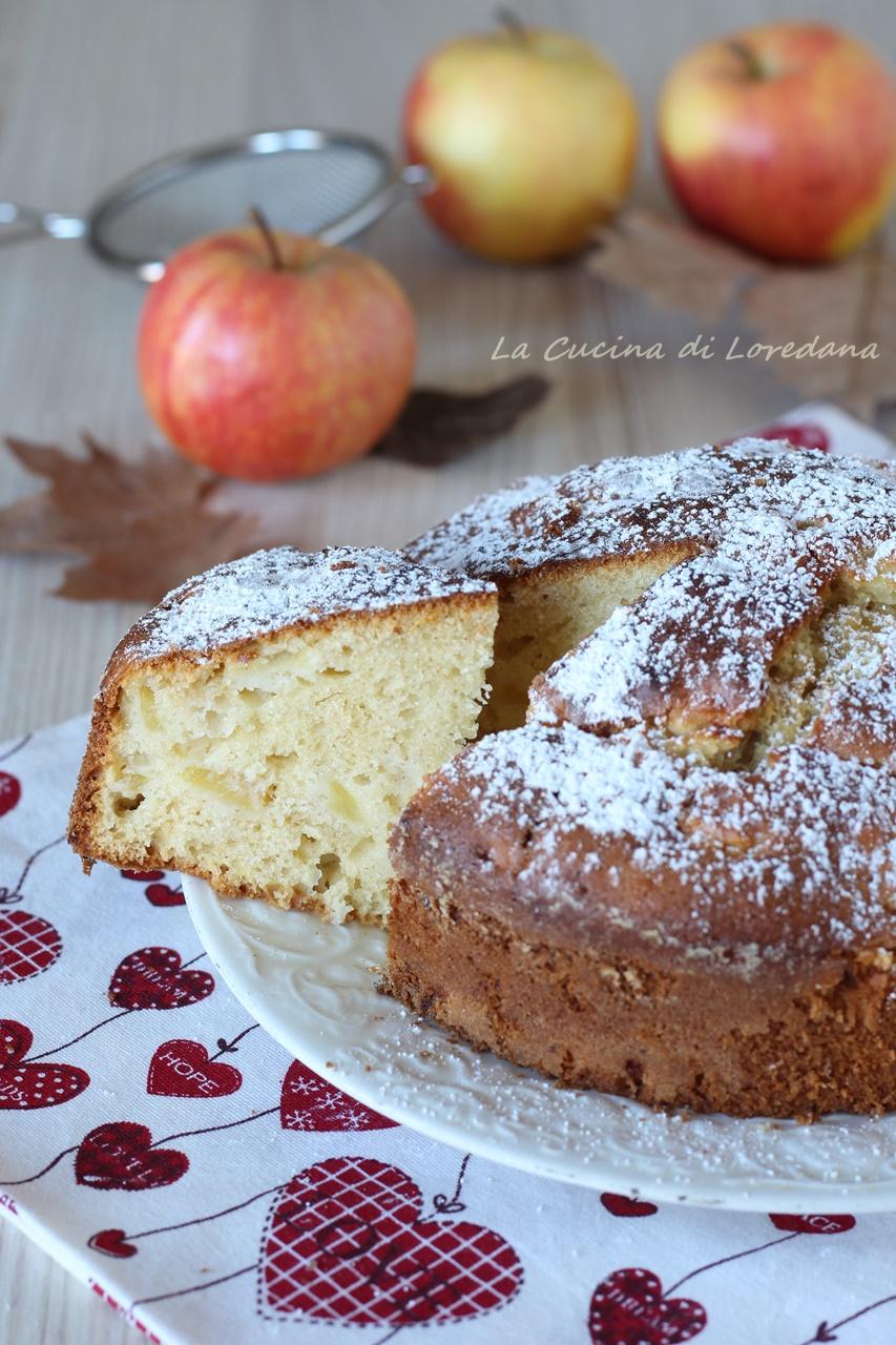 torta di mele semplice