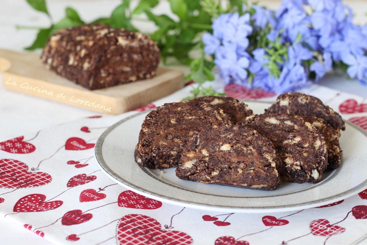 girelle al cioccolato con nutella