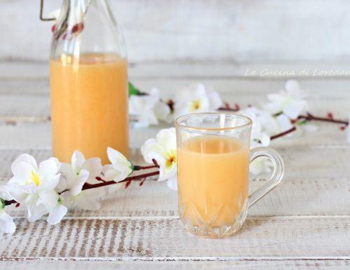 Crema di liquore al melone