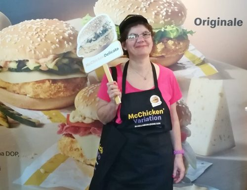 Una giornata al McDonald's