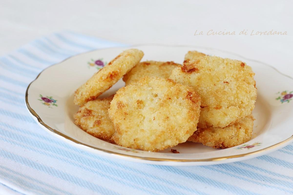 frittelle di riso