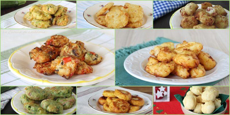 ricette di frittelle salate