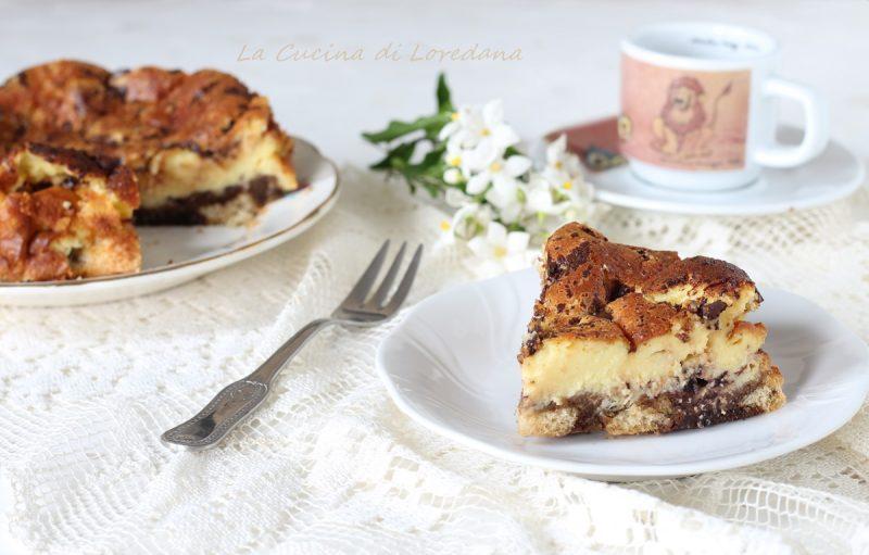 torta al tiramisù