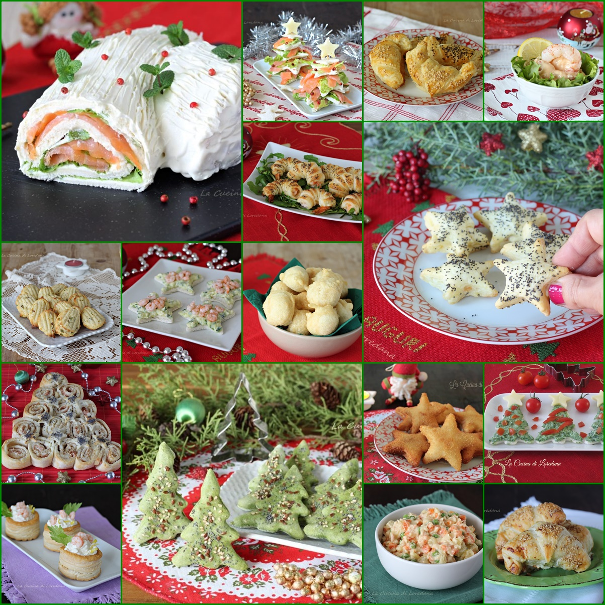Antipasti Di Natale Giallo Zafferano.Antipasti Di Natale Tante Semplici E Sfiziose Ricette