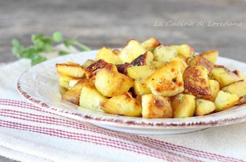 patate croccanti e saporite