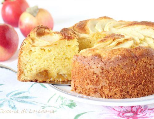 Torta di mele e confettura
