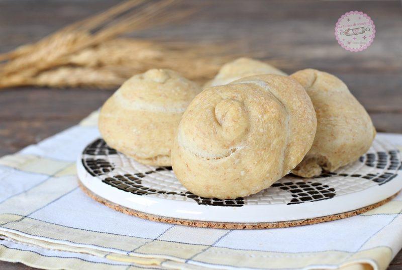 girelle di pane integrale