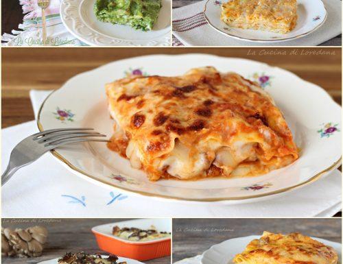 Ricette di Lasagne