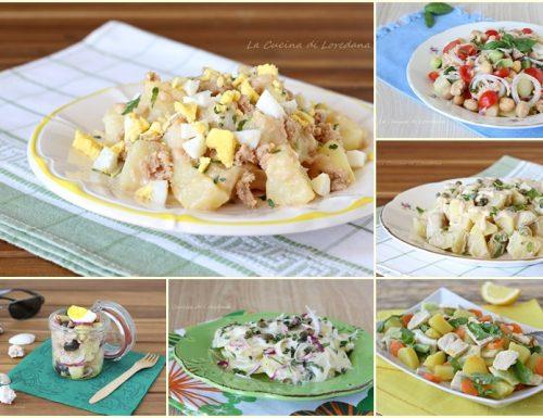 Ricette di Insalate di patate