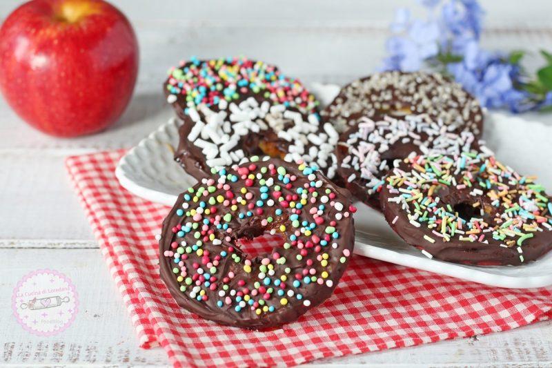 mele al cioccolato