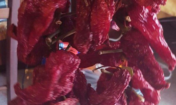Peperone crusco e Pepe rosso calabrese