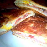 Pizza rustica classica