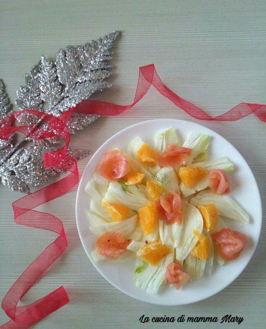 Insalata di finocchi arancia e salmone_2