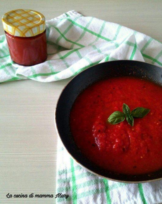 Sugo pronto di pomodoro e basilico_2