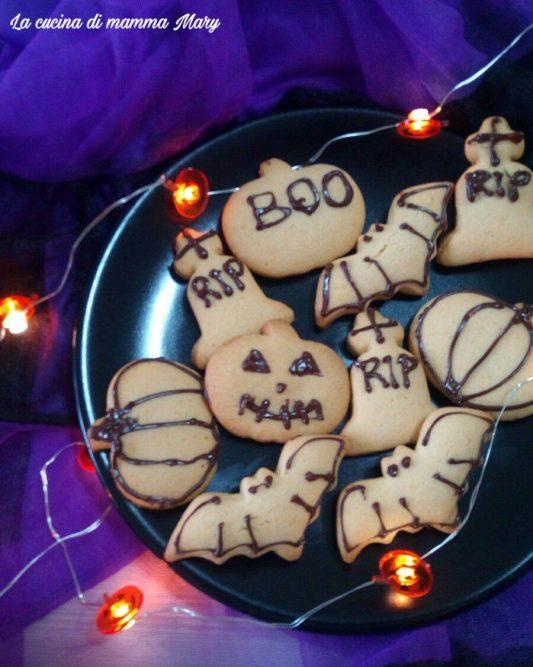 Biscotti di Halloween facili_2