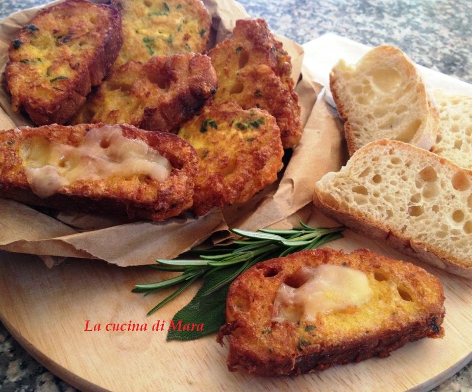 Pane fritto: ricetta della nonna