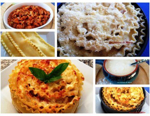 Torta di lasagne: come realizzarla in pochi passaggi