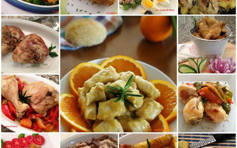 POLLO secondi piatti deliziosi e facili