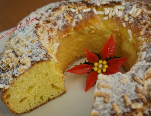 Ciambella all'anice