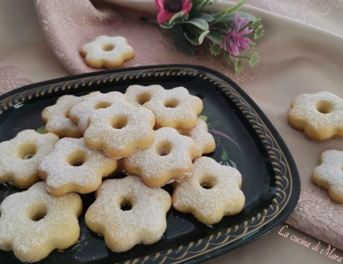 Canestrelli: biscotti friabili e golosi
