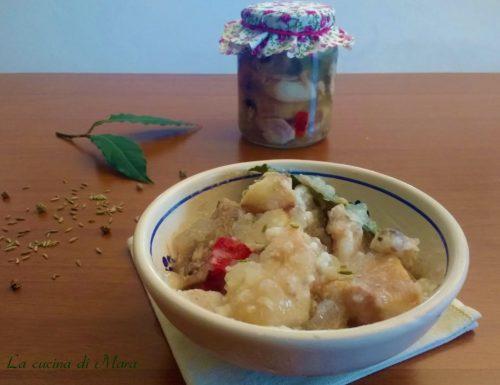 Gelatina di maiale: ricetta calabrese