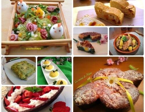 Pasqua: ricette dolci e salate