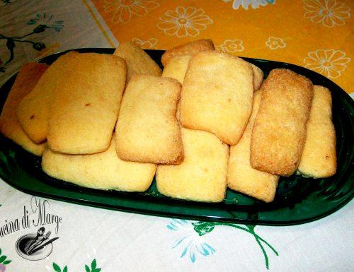 Biscotti a latte,ricetta di marge
