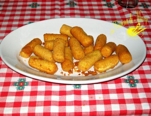 le crocchette di patate