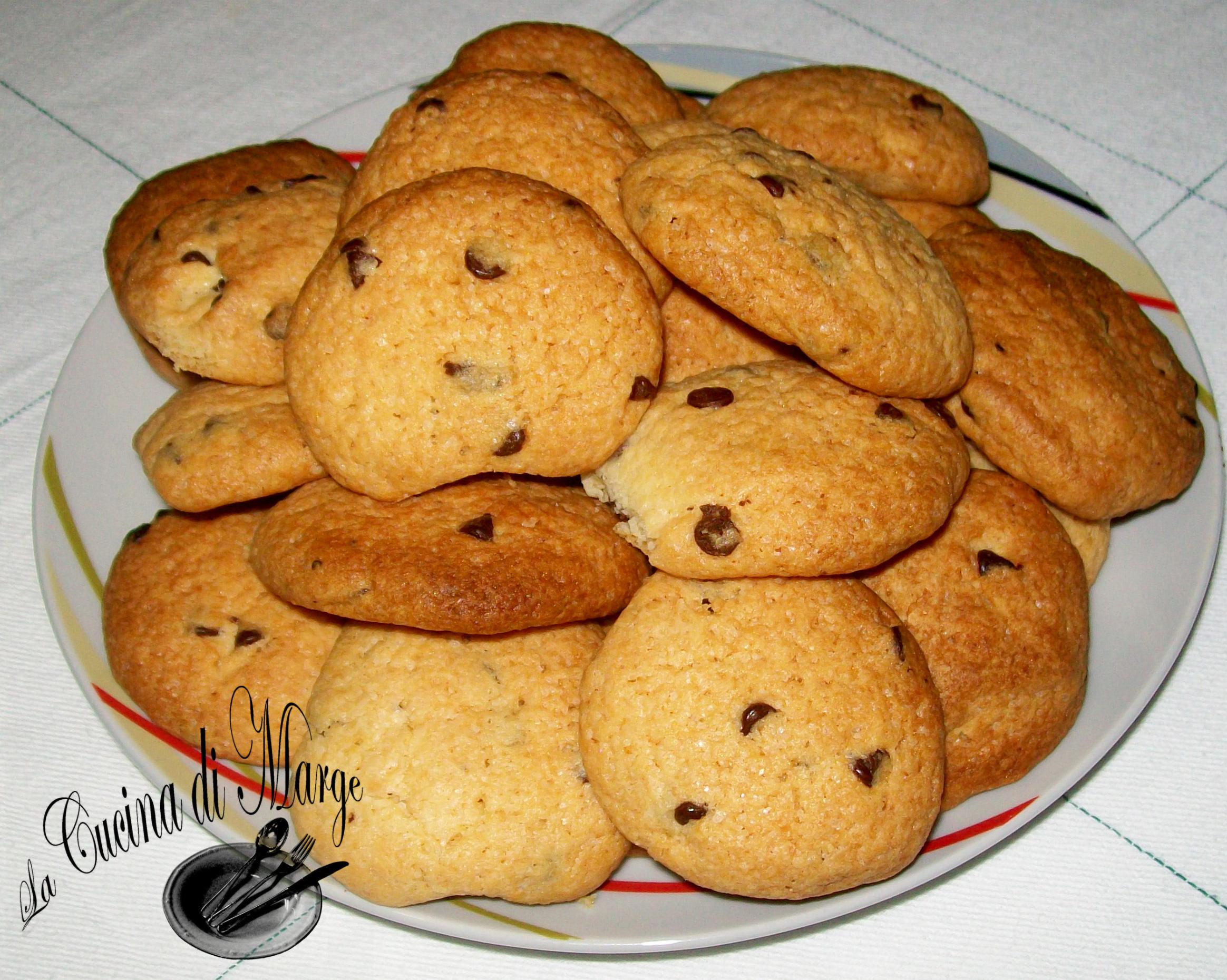 Biscotti al cioccolato gustissimo